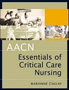 Image of the book cover for 'AACN ESSENTIALS OF CRITICAL CARE NURSING'