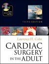 Image of the book cover for 'CARDIAC SURGERY IN THE ADULT'