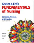 Image of the book cover for 'FUNDAMENTALS OF NURSING'