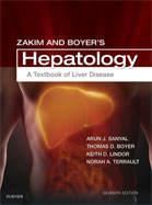 Image of the book cover for 'ZAKIM AND BOYER'S HEPATOLOGY'