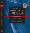 Image of the book cover for 'SCHIFF'S DISEASES OF THE LIVER'