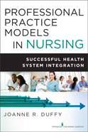 PROFESSIONAL PRACTICE MODELS IN NURSING
