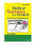 MEDICAL STATISTICS FROM SCRATCH