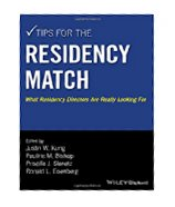 TIPS FOR THE RESIDENCY MATCH