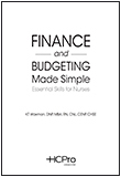 FINANCE AND BUDGETING MADE SIMPLE