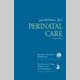 Image of the book cover for 'GUIDELINES FOR PERINATAL CARE'