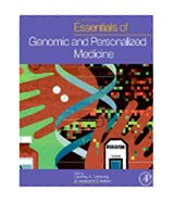 Image of the book cover for 'Essentials of Genomic and Personalized Medicine'