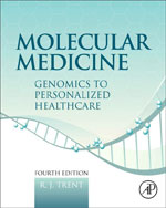 Image of the book cover for 'Molecular Medicine'