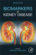 Image of the book cover for 'Biomarkers of Kidney Disease'