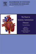 Image of the book cover for 'The Heart in Systemic Autoimmune Diseases'