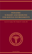 Image of the book cover for 'Pediatric Surgery and Medicine for Hostile Environments'