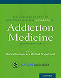 Image of the book cover for 'The American Society of Addiction Medicine Handbook of Addiction Medicine'