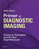 Image of the book cover for 'Primer of Diagnostic Imaging'