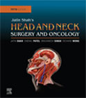 Image of the book cover for 'Jatin Shah's Head and Neck Surgery and Oncology'