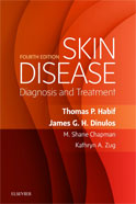 Image of the book cover for 'Skin Disease'