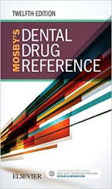 Image of the book cover for 'Mosby's Dental Drug Reference'