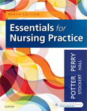Image of the book cover for 'Essentials for Nursing Practice'