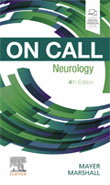 Image of the book cover for 'On Call Neurology'