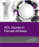 Image of the book cover for 'ACL Injuries in Female Athletes'