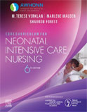 Image of the book cover for 'Core Curriculum for Neonatal Intensive Care Nursing'