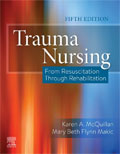 Image of the book cover for 'Trauma Nursing'