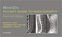 Image of the book cover for 'Merrill's Pocket Guide to Radiography'