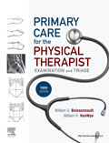 Image of the book cover for 'Primary Care for the Physical Therapist'