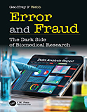 Image of the book cover for 'Error and Fraud'