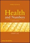 Image of the book cover for 'Health and Numbers'