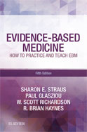 Image of the book cover for 'Evidence-Based Medicine'