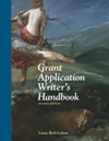 Image of the book cover for 'Grant Application Writer's Handbook'