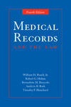 Image of the book cover for 'Medical Records And The Law'