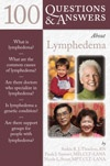 Image of the book cover for '100 Questions & Answers About Lymphedema'