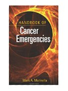 Image of the book cover for 'Handbook Of Cancer Emergencies'