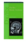 Image of the book cover for 'DX/RX: BRAIN TUMORS'