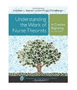 Image of the book cover for 'UNDERSTANDING THE WORK OF NURSE THEORISTS'