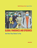 Image of the book cover for 'Global Pandemics and Epidemics and How They Relate to You'