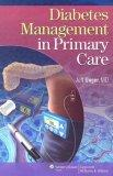 Image of the book cover for 'Diabetes Management in Primary Care'