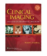 Image of the book cover for 'CLINICAL IMAGING: AN ATLAS OF DIFFERENTIAL DIAGNOSIS'