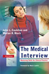 Image of the book cover for 'The Medical Interview'