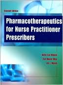 Image of the book cover for 'Pharmacotherapeutics for Nurse Practitioner Prescribers'