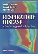 Image of the book cover for 'Respiratory Disease'