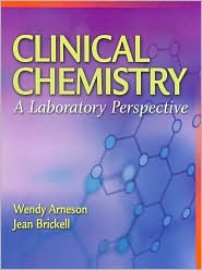 Image of the book cover for 'Clinical Chemistry'
