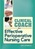 Image of the book cover for 'Clinical Coach for Effective Perioperative Nursing Care'