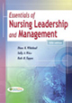 Image of the book cover for 'Essentials of Nursing Leadership and Management'