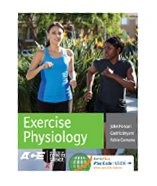 Image of the book cover for 'Exercise Physiology'
