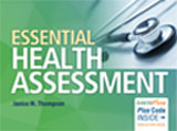 Image of the book cover for 'Essential Health Assessment'