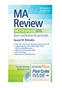 Image of the book cover for 'MA Review NotesPlus'