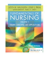 Image of the book cover for 'FUNDAMENTALS OF NURSING, 2 VOL SET'