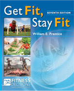 Image of the book cover for 'Get Fit, Stay Fit'